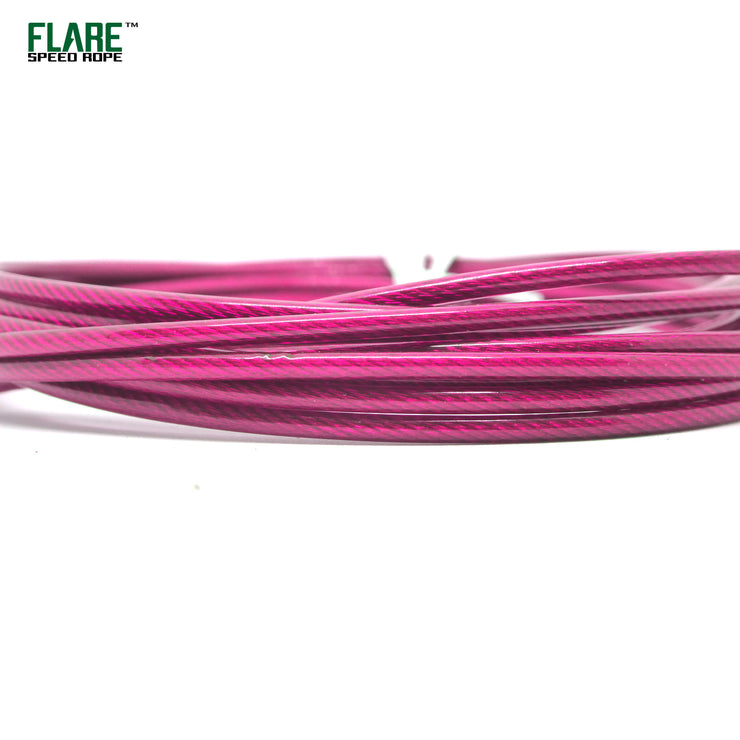 Flare Rose Gold Speed Rope