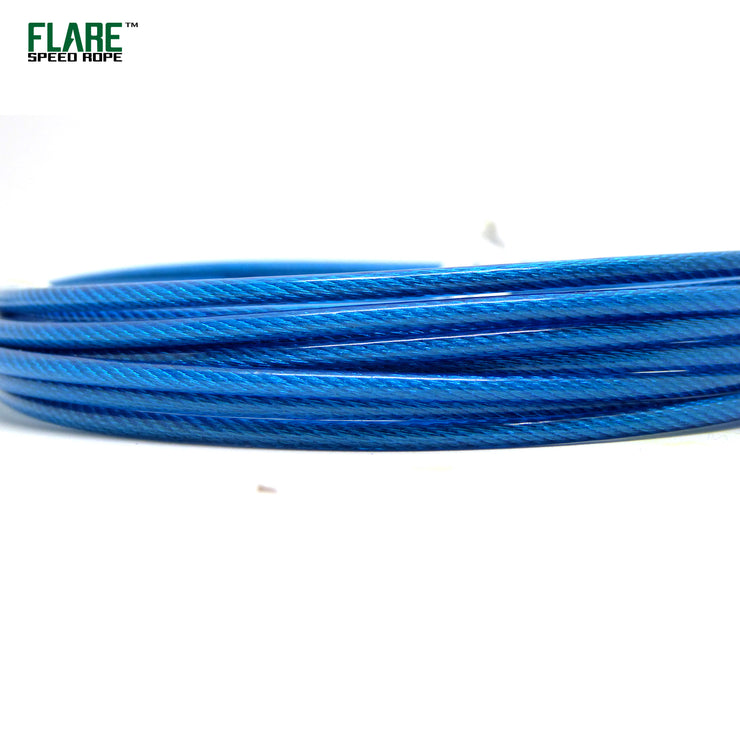 Flare Pro Speed Rope Blue - Reyllen Fitness