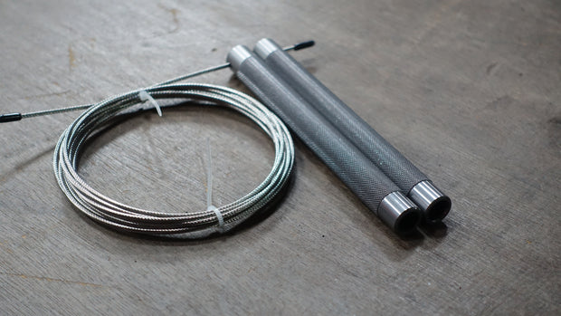 Flare Pro Speed Rope Grey - Reyllen Fitness