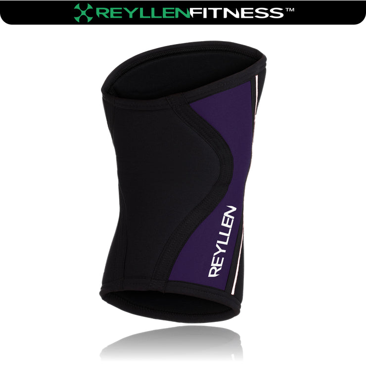 Venta Purple 7mm Knee Sleeves (Pair) - Reyllen Fitness