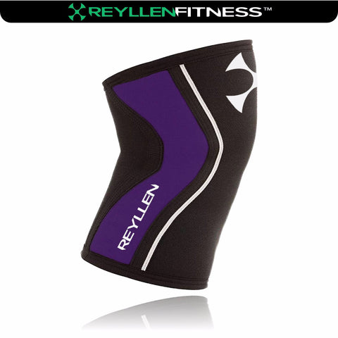 Venta Purple 7mm Knee Sleeves (Pair)