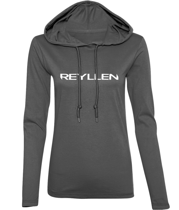 Reyllen Hooded Long Sleeve Top - Reyllen Fitness