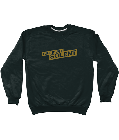 CrossFit Solent Unisex Drop-Shoulder Legacy Sweatshirt MK13