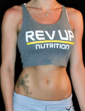 Women's Crop Top - RevUp Nutrition