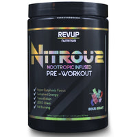 NITROU2 - NOOTROPIC INFUSED PRE WORKOUT