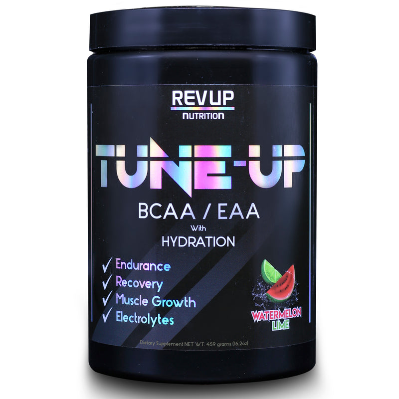 TUNE-UP BCAAs/EAA + HYDRATION