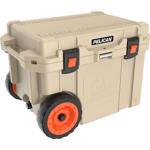 45QT Wheeled Elite Cooler
