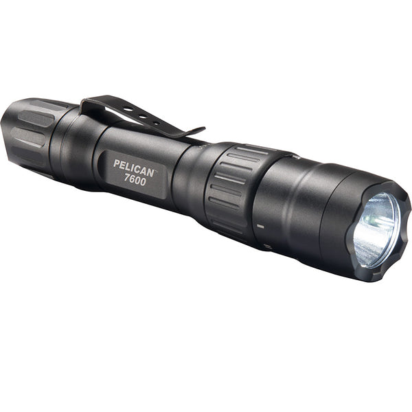 7600 LED Tactical Flashlight