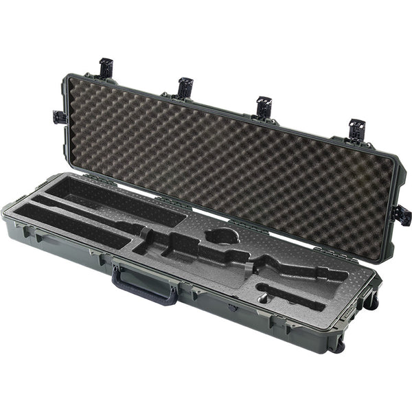 iM3300RFL Long Gun Case w/Pre-cut Foam