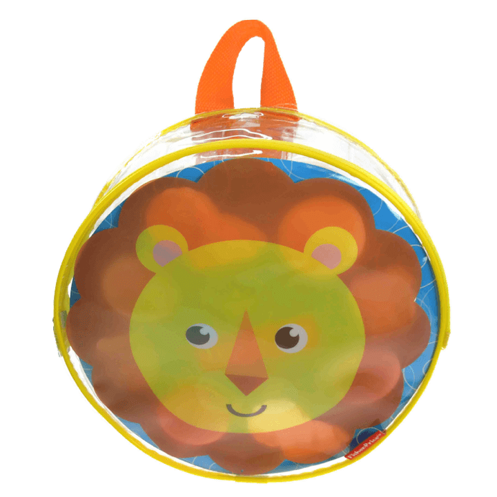 Dough Dots!™ On The Go Silhouette Backpack Playset - Lion