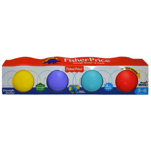 Dough Dots!™ 4-Pack Rectangle