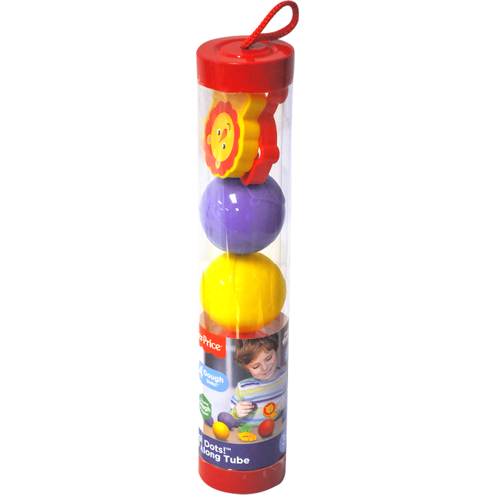 Dough Dots!™ 6-Pack Take Along Tube