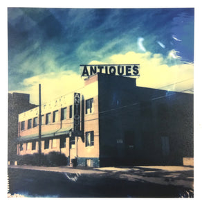 Antique Mall Regina, SK Digital Print from Polaroid Photograph