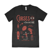 Curses and Maledictions Unisex T-shirt