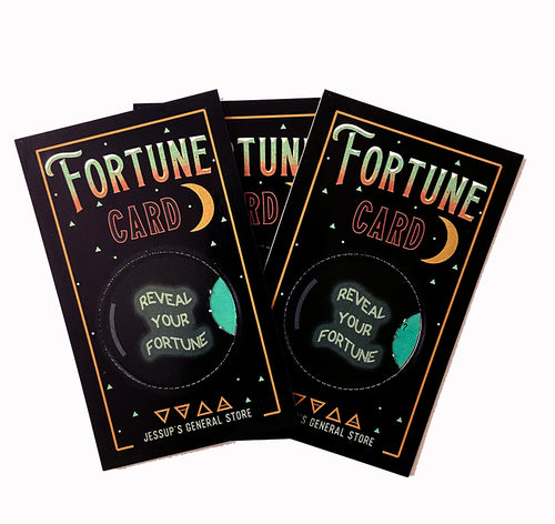 Fortune Card
