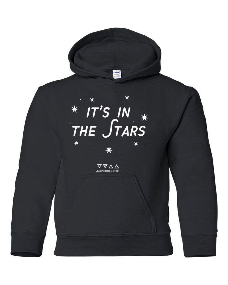 It's in the Stars - Youth Pullover Hoodie