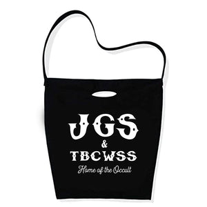 JGS & TBCWSS Heavy Weight Over sized Tote Bag