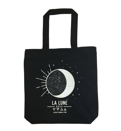La Lune Moon Tarot Tote Bag