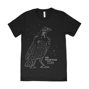 The Messenger Crow Unisex Tee