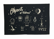 Objects of Interest - Tea Towel
