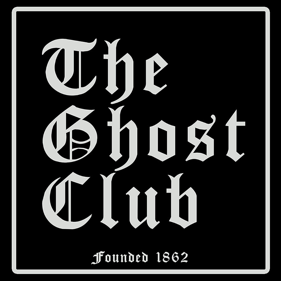 The Ghost Club Sticker