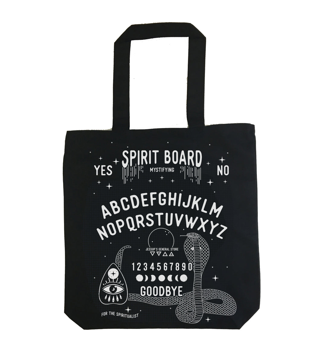 Spirit Board Medium Weight Tote Bag