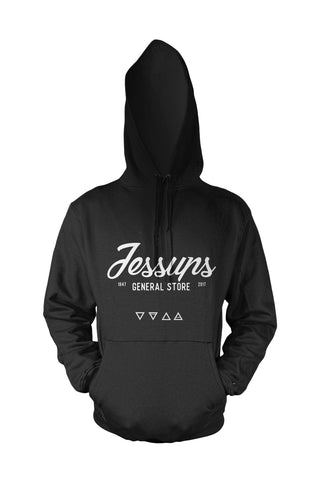 Jessup's Classic Unisex Pullover Hoodie