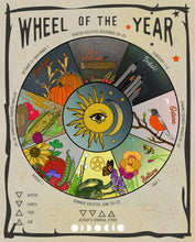 Wheel of the Year - Print