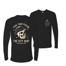 The City Gent - Unisex Long Sleeve Shirt