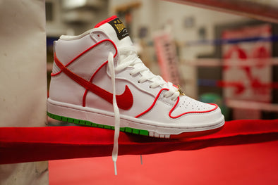 "Coming Soon Nike SB Dunk High ""Prod"""