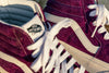 Womens Vans Sk8-Hi Grape