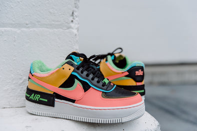 Nike Women's Air Force 1 Shadow SE Atomic Pink