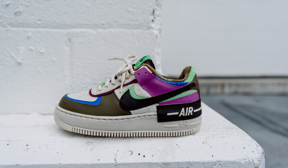 Nike Women's Air Force 1 Shadow SE Cactus Flower