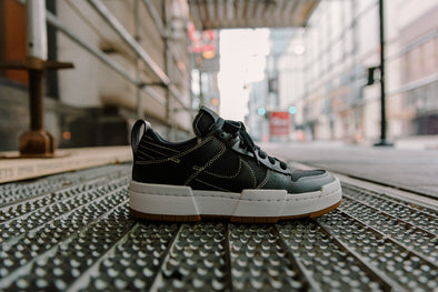 Nike Womens Dunk Low Disrupt Black