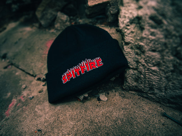 Spitfire Flash Fire Beanie