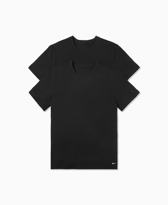 Nike Everyday Cotton Crew Neck T-Shirts - 2 Pack
