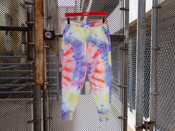 Women's Tie-Dye 7/8 Training Pants