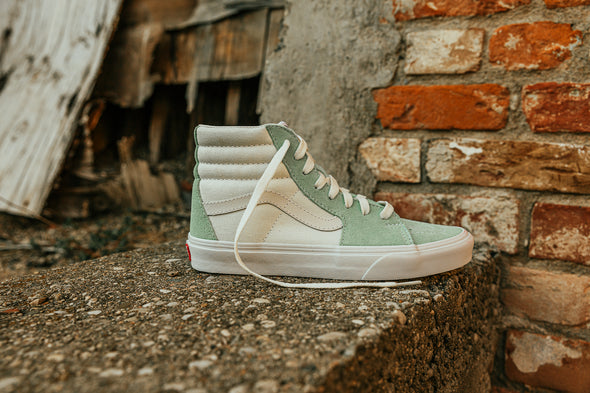 Womens Vans Sk8 Hi Antique