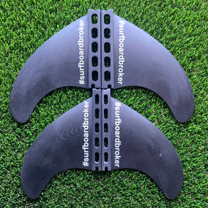 Future Box Quad Fin Set