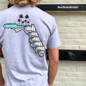 #surfboardbroker Florida Ultra Soft T-Shirt