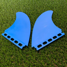 Future High Performance Blue Twin  +(Optional) Trailer Fin Set