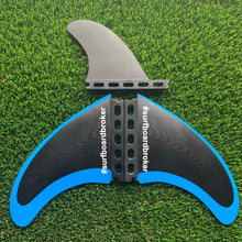 Future High Performance Blue Twin  +(Optional) Stabilizer Fin Set