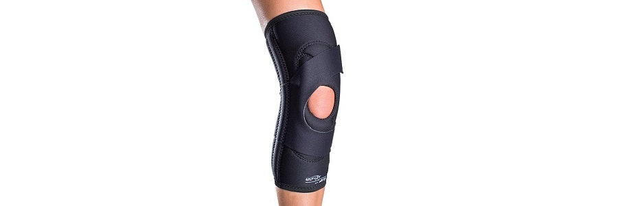 DonJoy Lateral J Patella Knee Brace Review