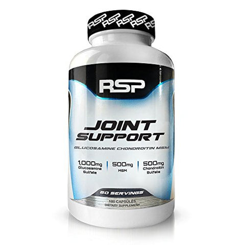 RSP Joint Support – Complete Joint Support Supplement