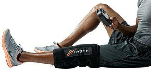 PowerPlay Cold & Compression Cold Therapy 360-Degree Knee Orthosis
