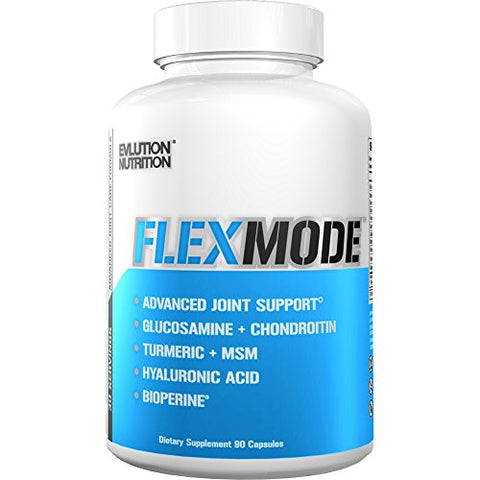 Evlution Nutrition Flex Mode