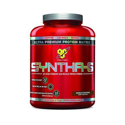 BSN SYNTHA-6 Protein Powder With Whey Protein, Micellar Casein And Milk Protein Isolate