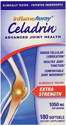 Celadrin® Advanced Joint Health - Fast Acting, Long Lasting Joint Comfort