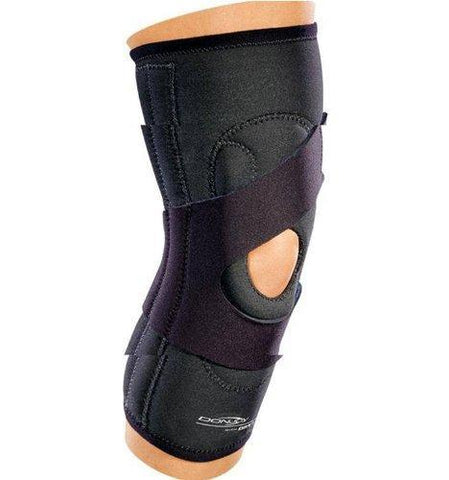 DonJoy Lateral J Patella Knee Support Brace Without Hinge