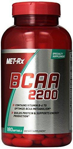 MET-Rx® BCAA 2200 Supplement